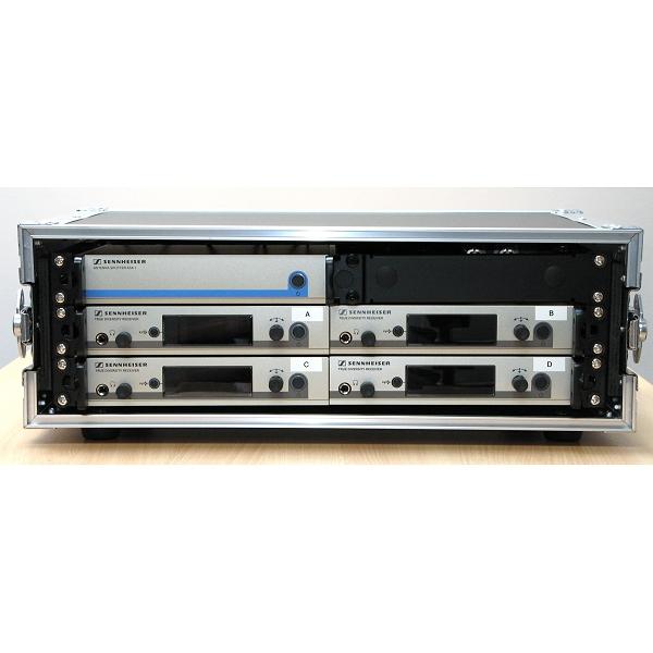 Sennheiser EW 300 G3 4-Way Rack