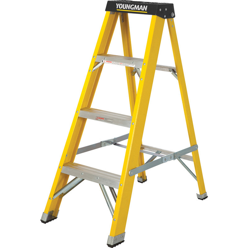 5-Rung A Frame Ladder