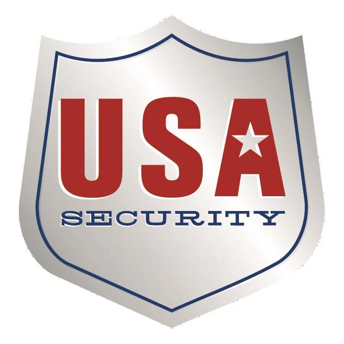 USA Security logo