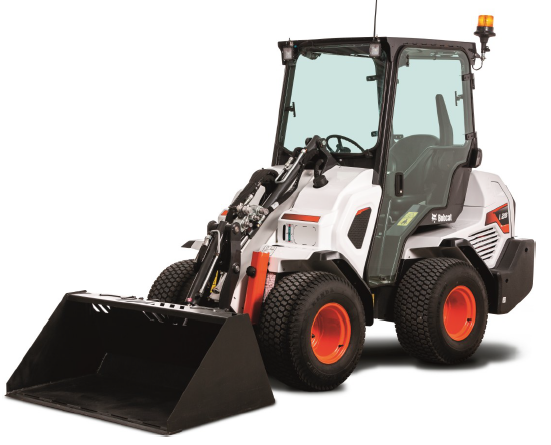 Bobcat Articulating Wheel Loaders