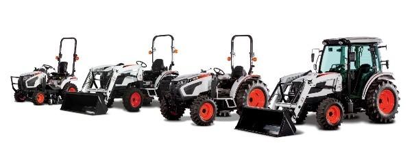 Bobcat Utility Tractors