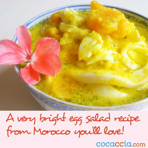 Revealing Best Egg Salad Recipe From Morocco: Get Ready for a Pleasant Yummy Surprise