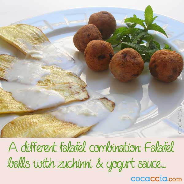 Falafel Recipe Opens A Vast Window Of Tempting But Healhty Mediterranean Food Combinations