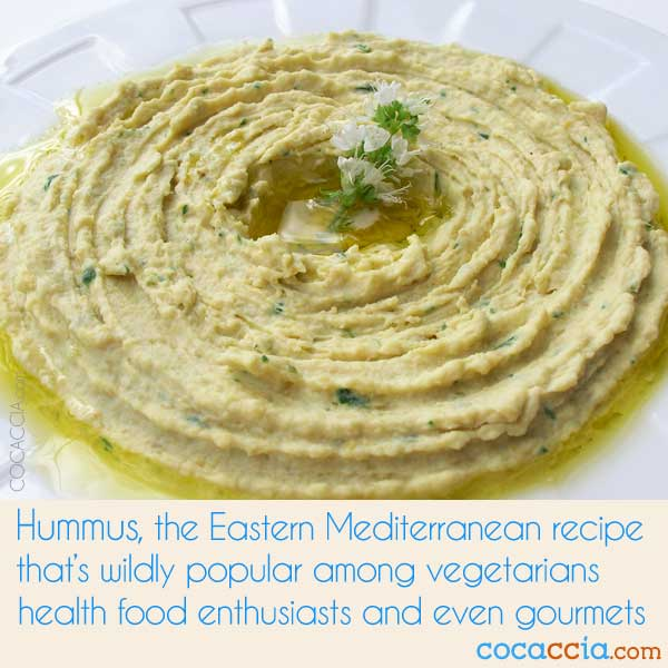 Make The Best Homemade Hummus Recipe With Tahini With Our Help