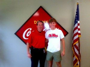2013 Coca-Cola Regional Scholar Jon Luke Watts - Hattiesburg MS