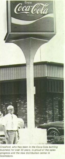 Scottsboro 1981 - marque sign