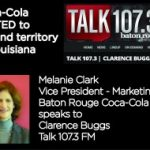 Melanie Clark, Baton Rouge Coca-Cola, Expand Territory