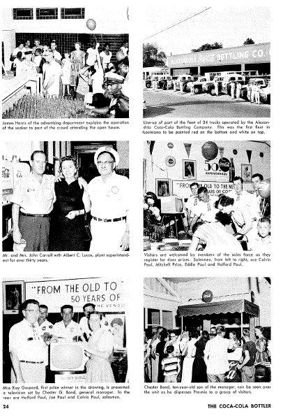 Alexandria Coca-Cola Historical Documents3a for cocacolaunited com