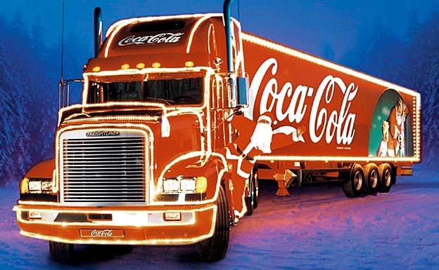 Coca-Cola Holiday Caravan coming to town! - Coca-Cola UNITED