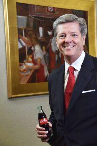 Claude Nielsen, CEO, UNITED,