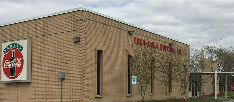 New Iberia, Coca-Cola UNITED, Louisiana