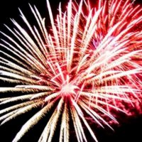 Fireworks, Fun, Fourth of July