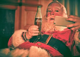 Coca-Cola 2016 Holiday Photos