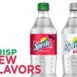 New Flavor, Sprite Cherry, Sprite Cherry Zero, decaffeinated,