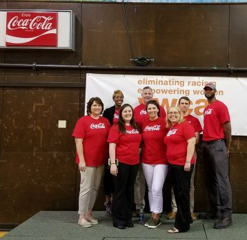 United Way of Central Alabama, Pacesetter, Agency Visits, Giving, Community, Coca-Cola UNITED, YMCA