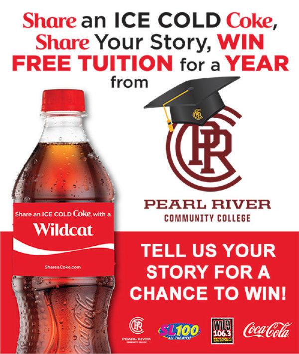 Mickie Hill, Hattiesburg Coca-Cola, PRCC, SL100, WILD 106.3