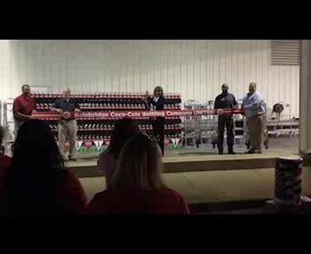 Coca-Cola, Alabama, Coca-Cola UNITED, New Territories, SOF, 21st Century Beverage Model, System of the Future