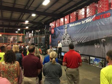 Mobile Coca-Cola, Alabama, Coca-Cola UNITED, New Territories, SOF, 21st Century Beverage Model, System of the Future