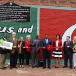 montgomery, Ghost Sign, restored Coca-Cola mural, Selma, Alabama, Ribbon Cutting