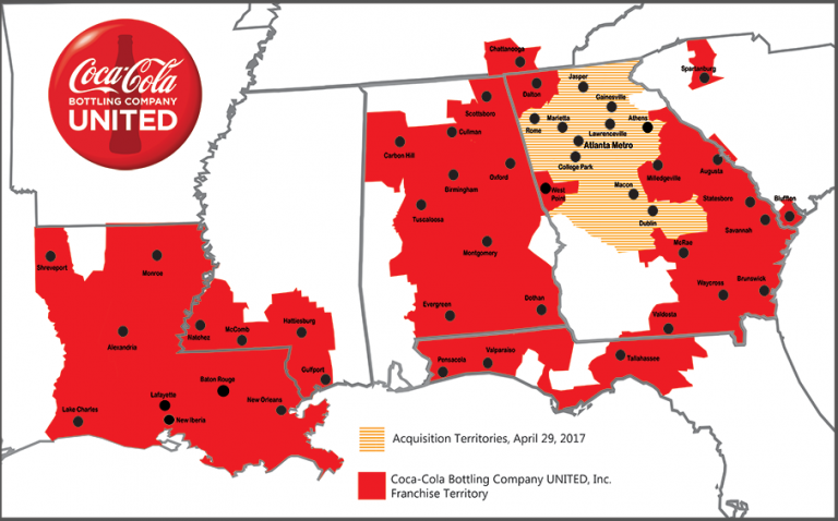 Atlanta, Territory, The Coca-Cola Company, Refranchising, System of the Future, Mike Suco