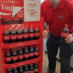 Share A Coke, North Metro Coca-Cola - 20180508_131246