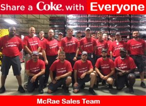 Share A Coke, Community - SAC-2018-Sales-Team