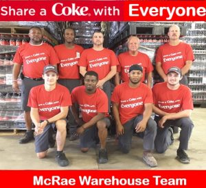 Share A Coke, Community - SAC-2018-Warehouse