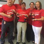 Share A Coke, Community - SAC-Employees