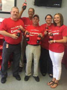Share A Coke, Community - SAC-Employees
