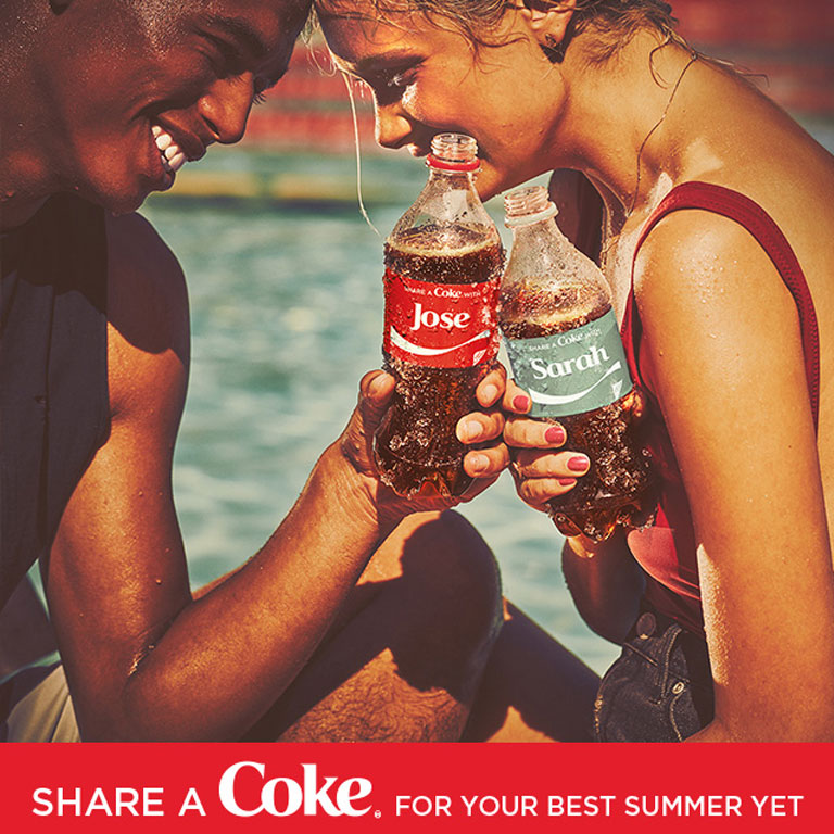 Watch how to Share a Coke® sip & scan™ - Coca-Cola UNITED