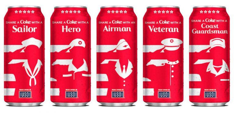 share a coke military