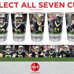 coca-cola united saints cups