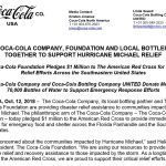 Hurricane-Michael_The-Coca-Cola-Company-The-Coca-Cola-Foundation-pledges-support