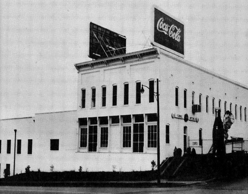 Florence Coca-Cola Bottling Company, local bottler, Florence Alabama, Coca-Cola UNITED History, Things to do