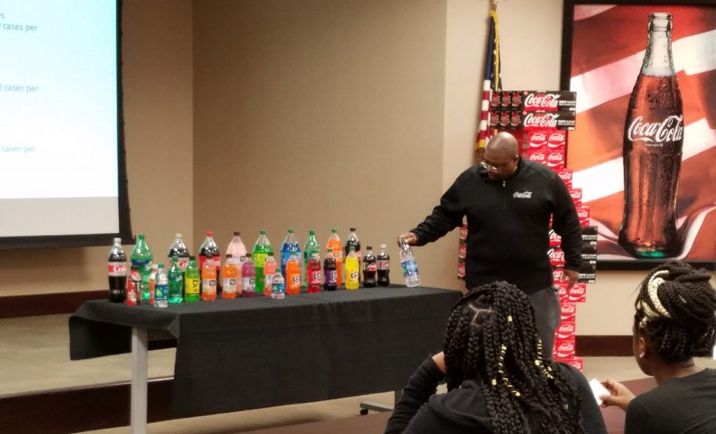 Birmingham Education Foundation Career Day, Coca-Cola Products, Drinks, Beverages, Brands