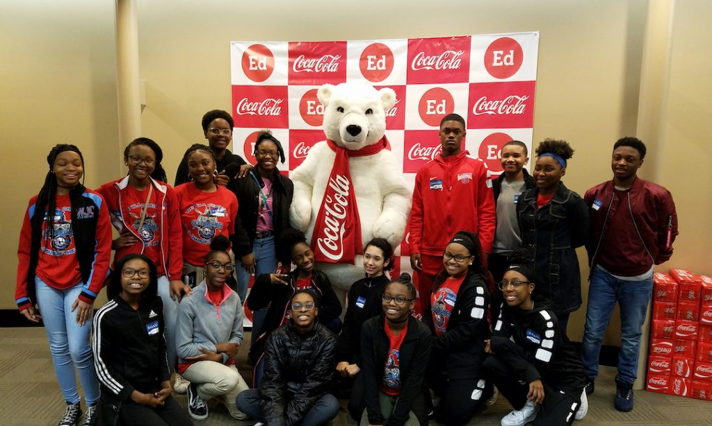 Birmingham Education Foundation, Birmingham Coca-Cola
