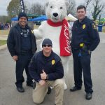 Coca-Cola Polar Bear, St Pattys Day, First Responders, West Point Coca-Cola