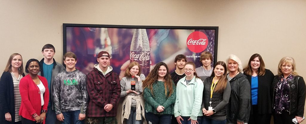 Birmingham Coca-Cola, United Ability, Career Day