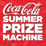 coca-cola prize machine