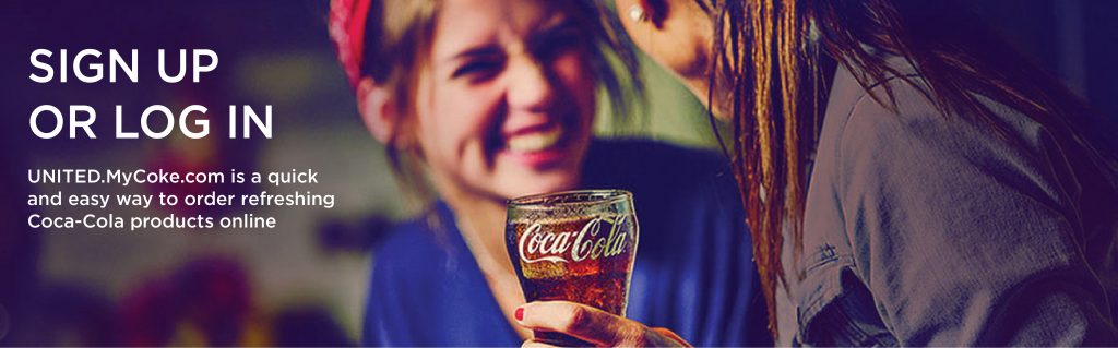 Coca-Cola UNITED Customers. Order Cokes Online