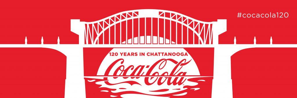 Chattanooga Coca-Cola, 120 Celebration, Local Coca-Cola Bottler