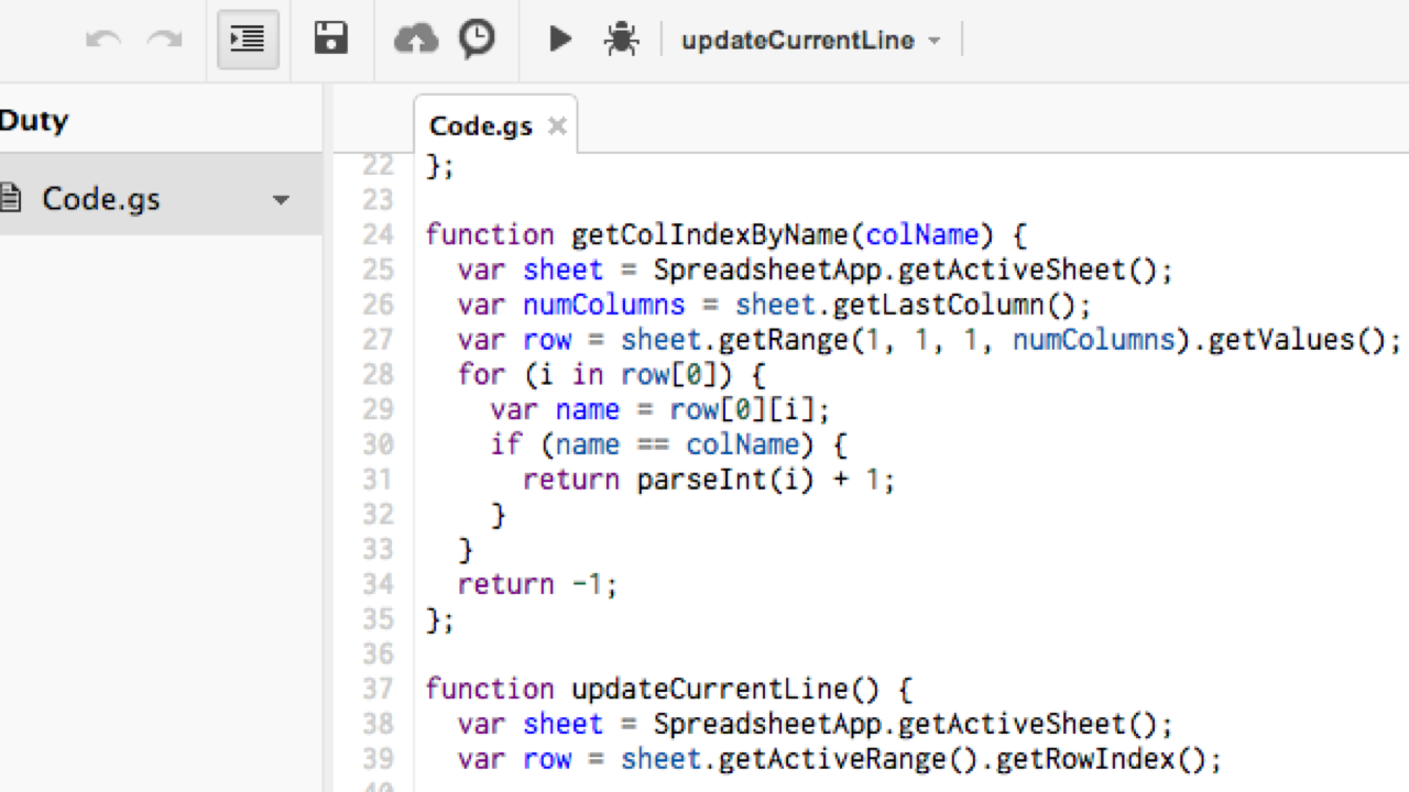 Google Calendar and Google Apps Script - Code-Infection Blog