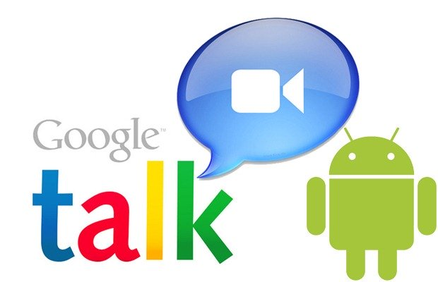 Google Talk 1 3 with Video and Voice chat vs  Samsung Galaxy
