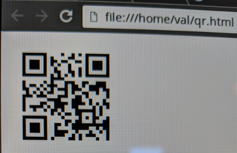 Creating and Reading QR Codes with Node js | www