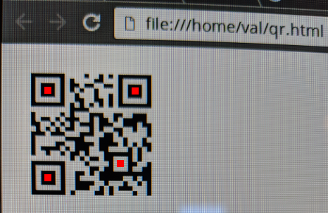 Creating and Reading QR Codes with Node js | www thecodebarbarian com