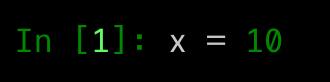 syntax highlighting in ipython