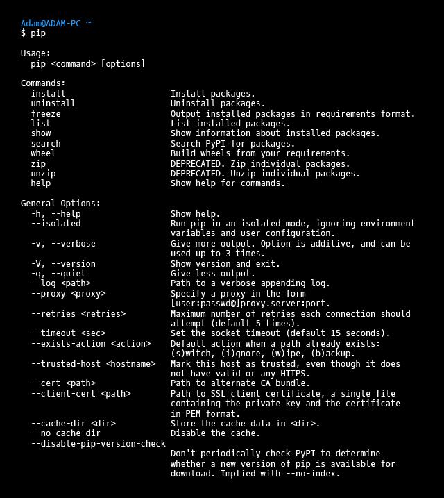 Set-up Python | Codecademy
