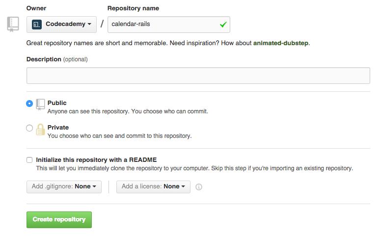 Push to GitHub | Codecademy