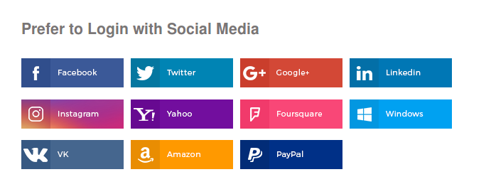 EDD Social Login Checkout Banner