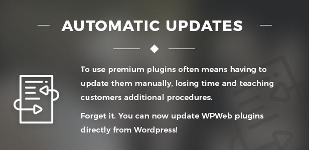 Automatic updates